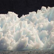 Magnificent glacier