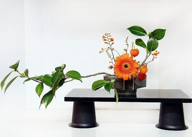 Magnificent ikebana