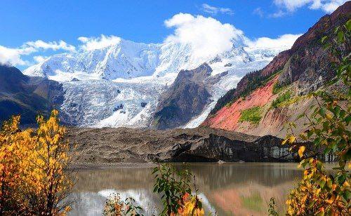 Meduyu Glacier, Tibet