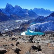 Ngozump Glacier, Nepal