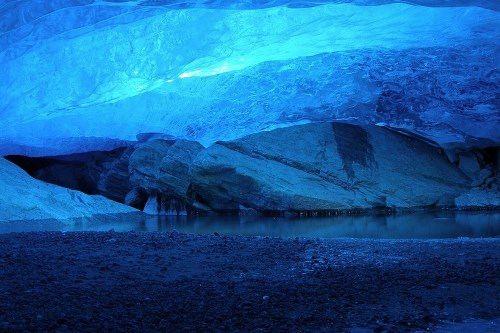 Nigardsbreen Glacier, Norway