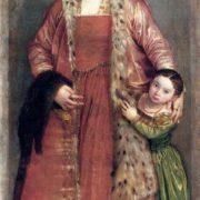 Paolo Caliari (Veronese), 1551. Countess Livia da Porto Thiene.