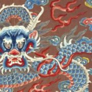 Qing Dynasty patterns of robes