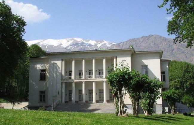 Saadabad Palace