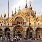 Saint Mark's Basilica in Venice