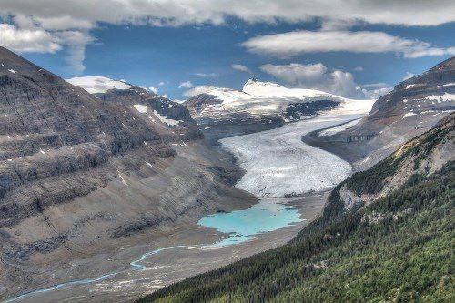 Saskatchewan Glacier, Canada