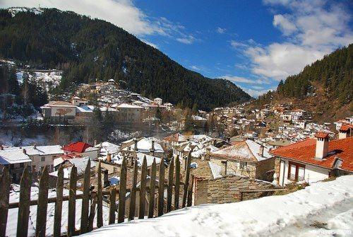 Shiroka-Lika village