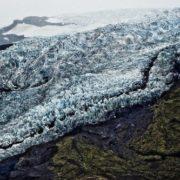 Skaftafellsjokull glacier, Iceland