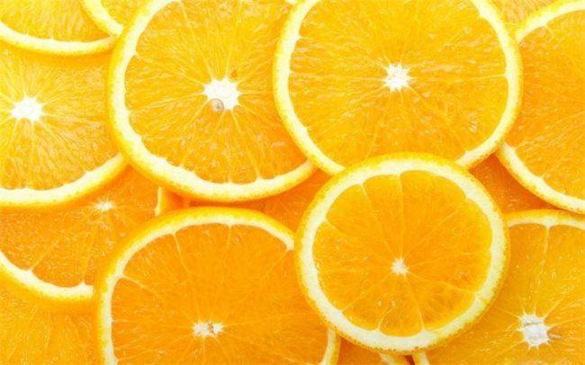 Tasty oranges