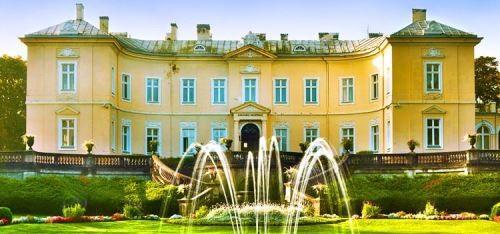 Tyszkiewicz Palace in Palanga