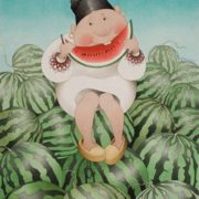 Victoria Protsiv. Watermelons