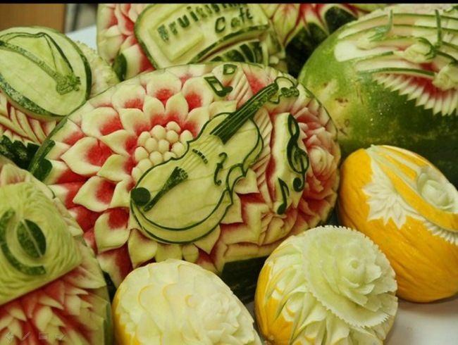Watermelon Still Life