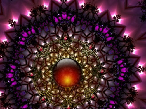 Wonderful fractals