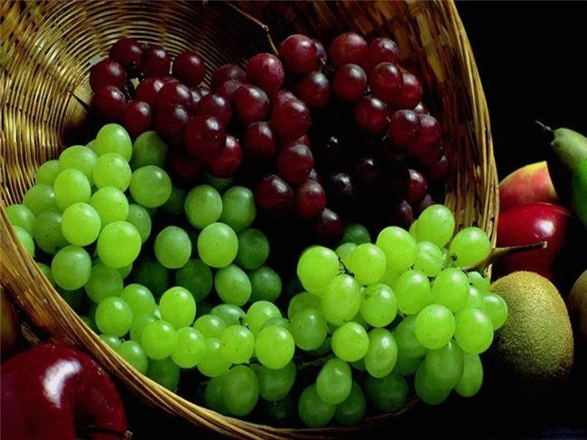Wonderful grapes