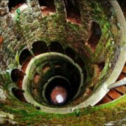 27-meter well in Quinta da Regaleira