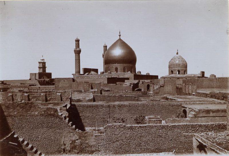 Al-Askari Mosque in Samarra