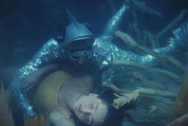 Amphibian Man film by Vladimir Chebotarev
