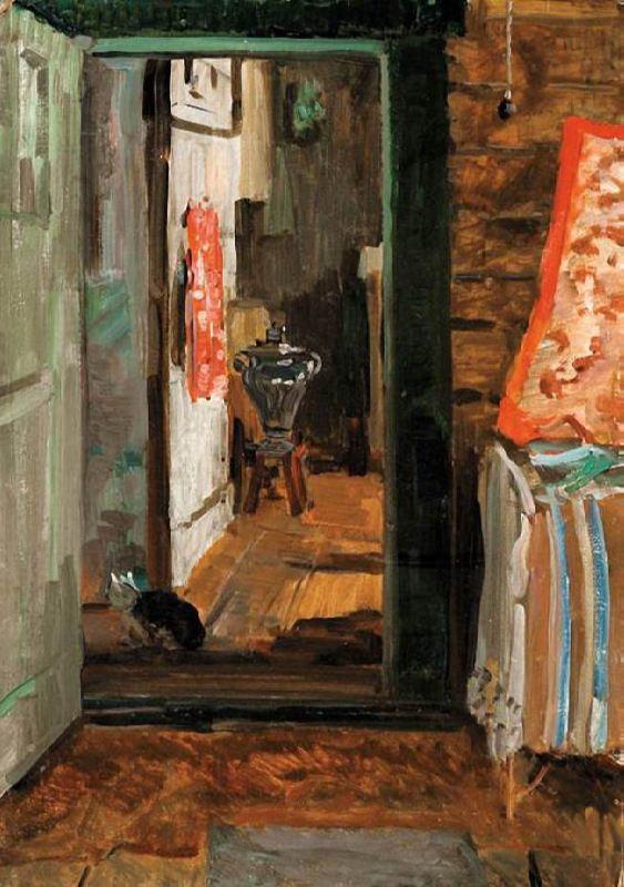 Anatoly Volkov. Interior. 1963