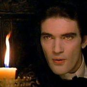 Antonio Banderas as the vampire