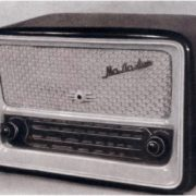 Battery radio Malachite