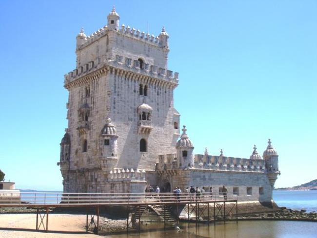 Beautiful Belem Tower