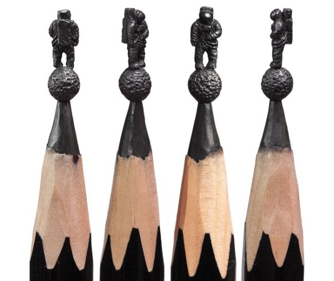 Beautiful carving by Salavat Fidai
