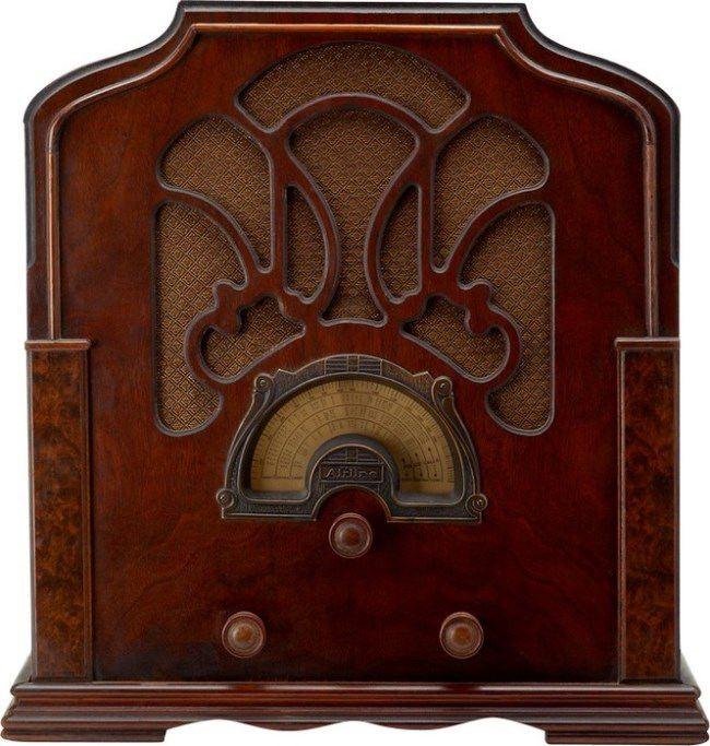 Beautiful radio