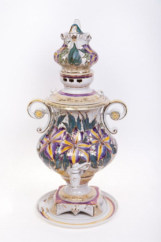 Beautiful samovar