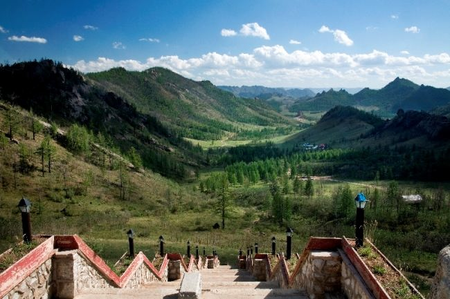 Bogd Khan National Park