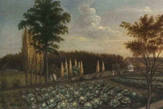 Charles Willson Peale. Cabbage Patch