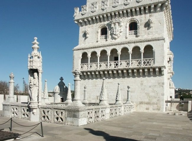 Charming Belem Tower