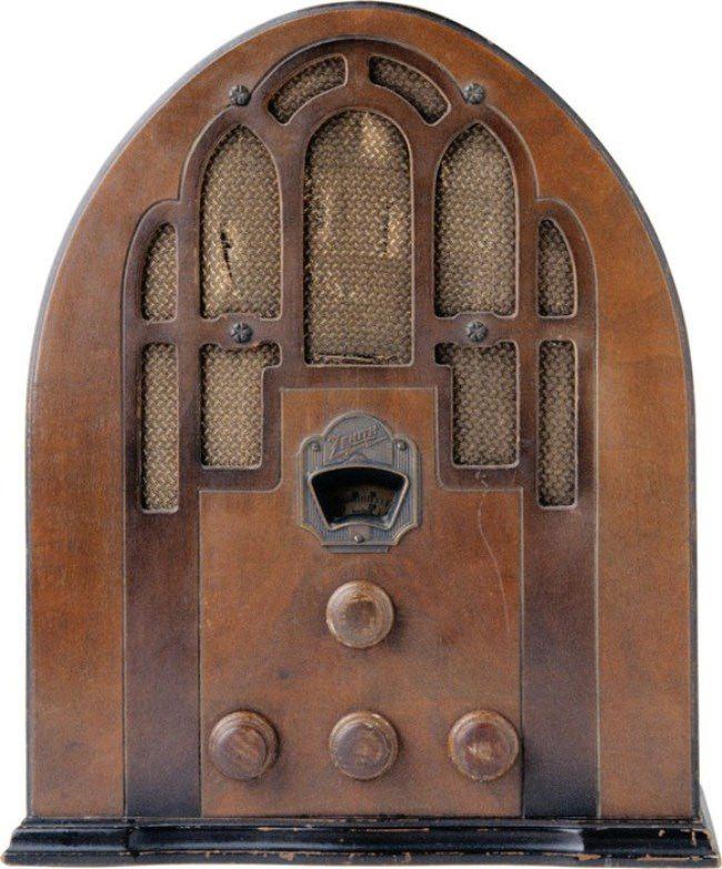 Cute radio