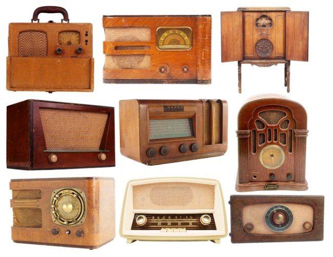 Different radios