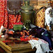 Evgeni Vladimirovich Mukovnin. Hunting Still Life