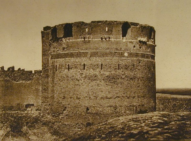 Fortress tower Talisman in Baghdad