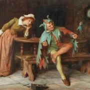 Francis Sydney Muschamp. The Jester