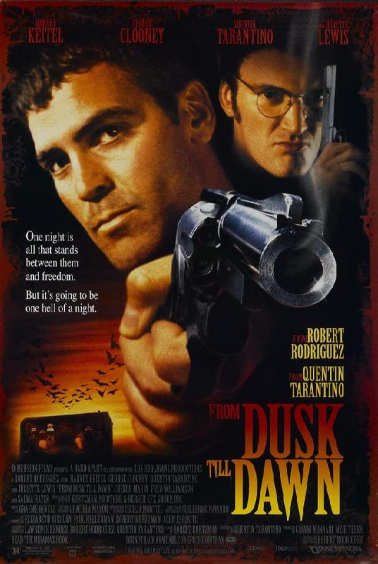 From dusk to dawn, 1996
