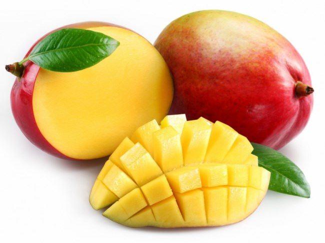 Gorgeous mango