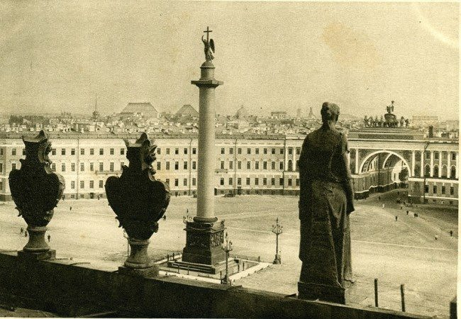 Interesting Alexandrian Column