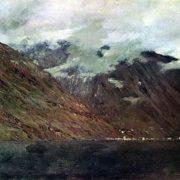 Issak Ilich Levitan. Charming Lake Como