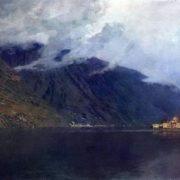 Issak Ilich Levitan. Wonderful Lake Como