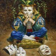 Jester by Mikhail Khokhlachov