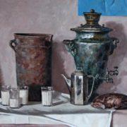 Konstantin Grachev. Baked milk