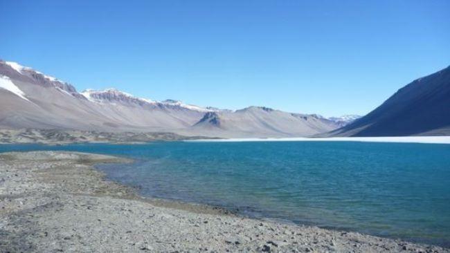 Lake Wanda, Antarctica