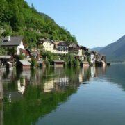 Lake Zell in Austria