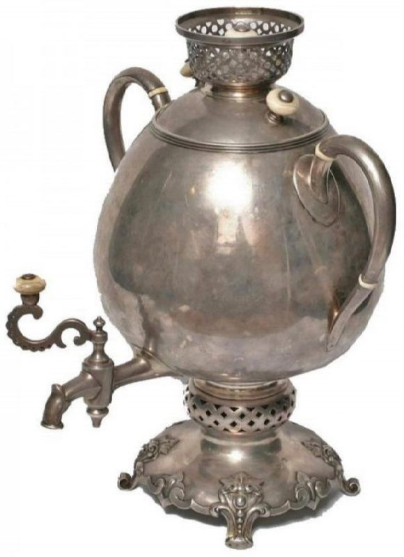 Lovely samovar