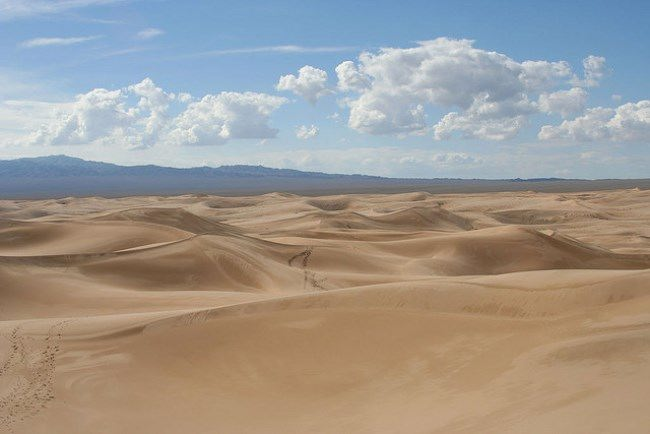 Magnificent Gobi Desert