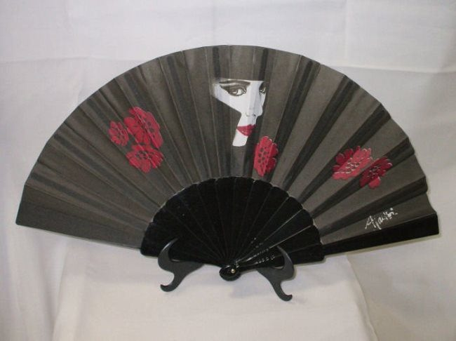 Magnificent fan