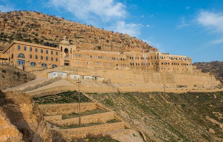 Mar Mattai monastery