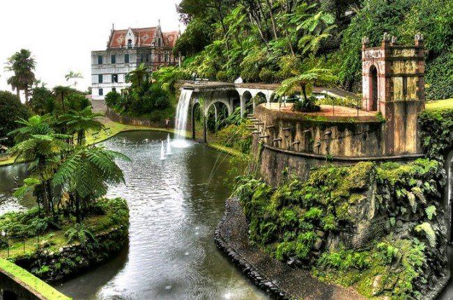 Monte Tropical Gardens
